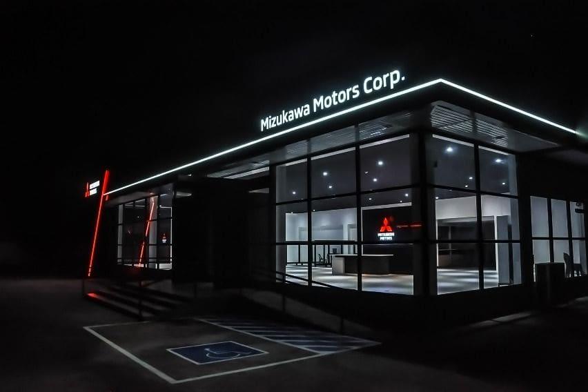 Mitsubishi dealer Mizukawa Motors Corporation (MZM)