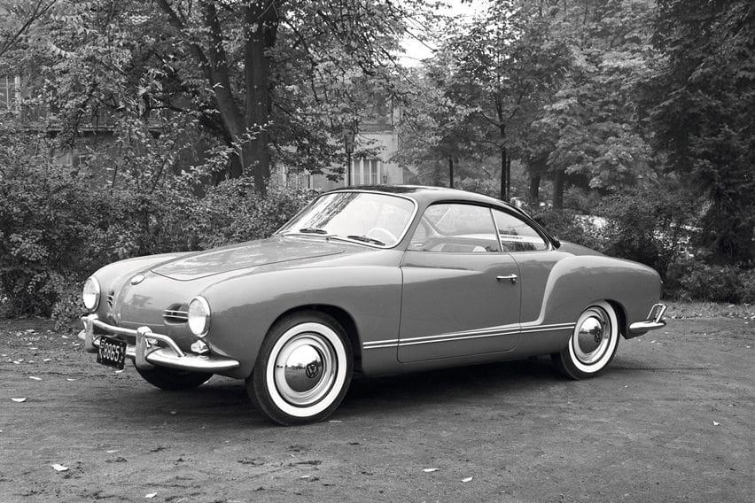 5 Mobil Jerman Klasik Jarang Dilirik, Pantas Jadi Garage Queen