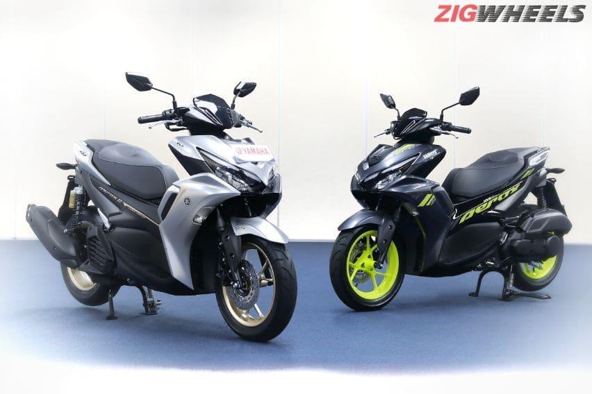 Yamaha aerox 2020