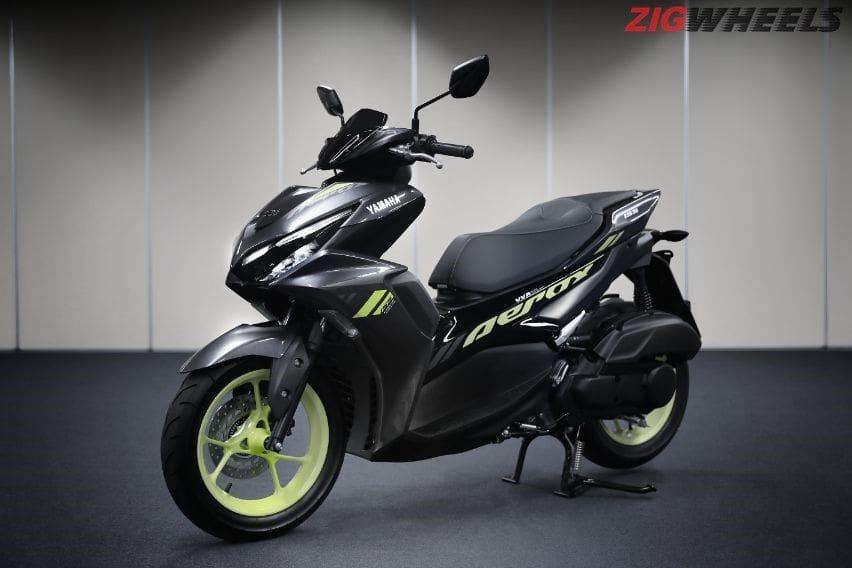 Segini DP dan Cicilan Yamaha Aerox 155 Connected