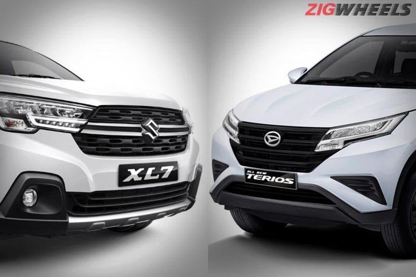 Pilih Tipe Murah yang Mana, Suzuki XL7 Zeta atau Daihatsu Terios X Deluxe