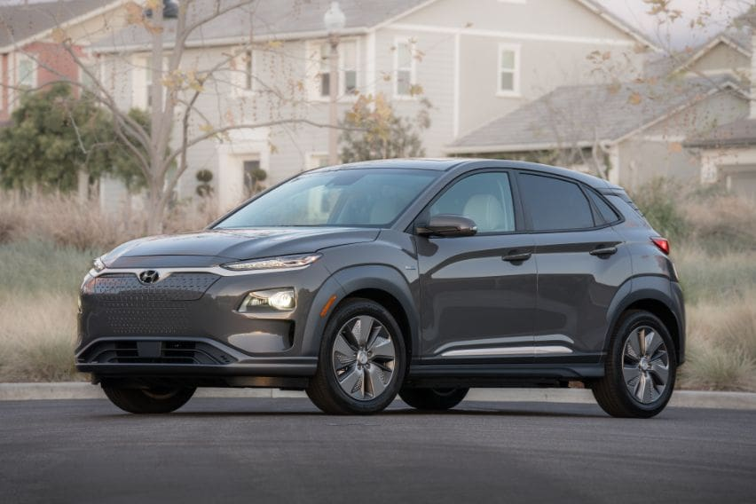 21++ Hyundai kona electric 0 to 60 trends