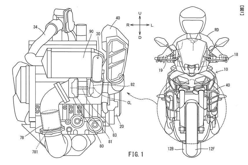 Yamaha turbo blueprint