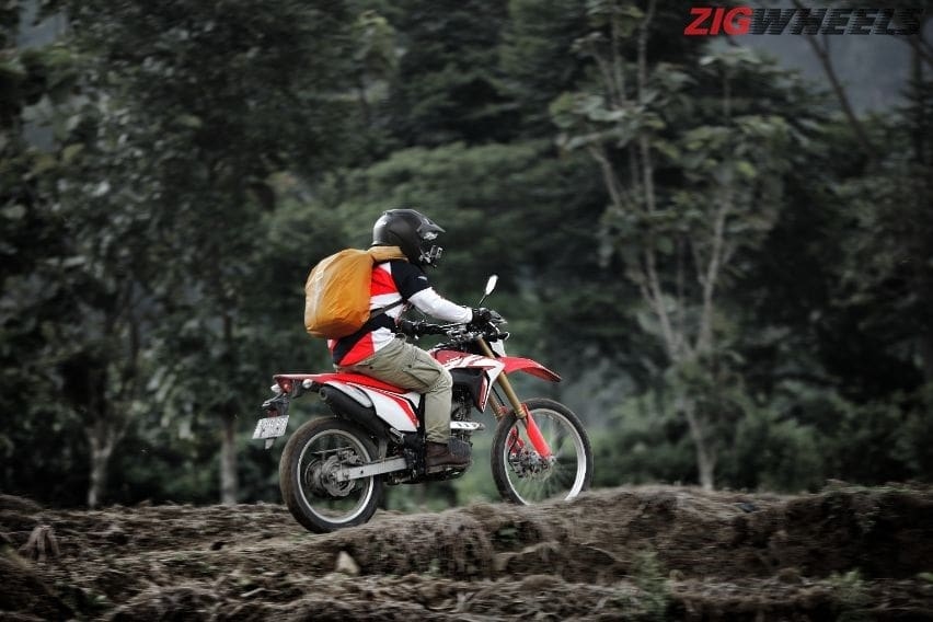 Review Honda CRF150L