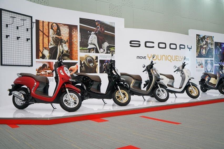 Ini Perbedaan Honda All New Scoopy dengan Generasi Lama