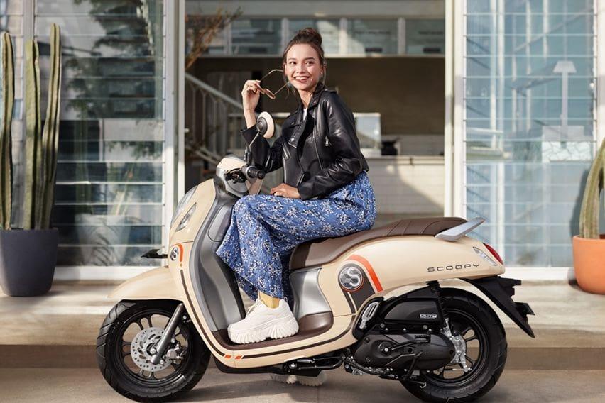 Opsi Motor Bekas Seharga Honda All New Scoopy, Dapat Apa Saja?