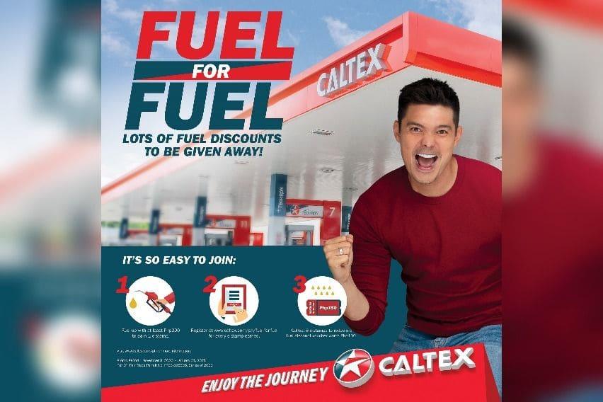 Caltex promo