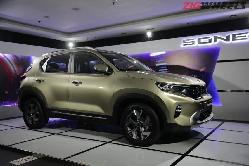 Kia Sonet Diluncurkan dengan Harga Tak Sampai Rp 300 Juta