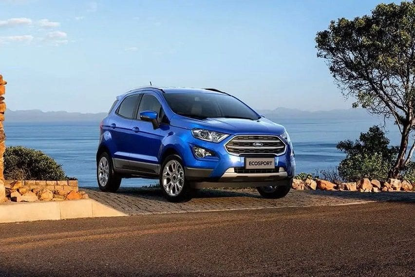 2020 Ford EcoSport vs. the competition: Your other local subcompact SUV options