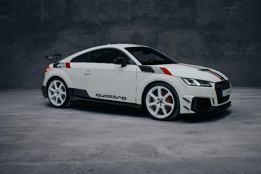 Audi TT RS 40th year edition