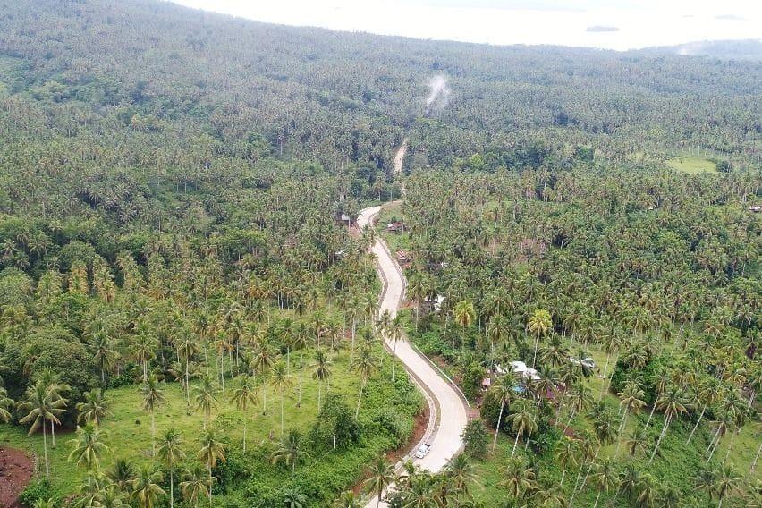DPWH NRJ-Bawang Provincial Road