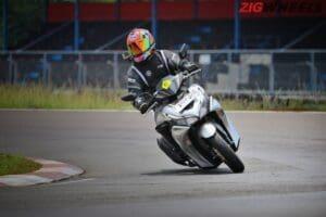 First Ride yamaha aerox