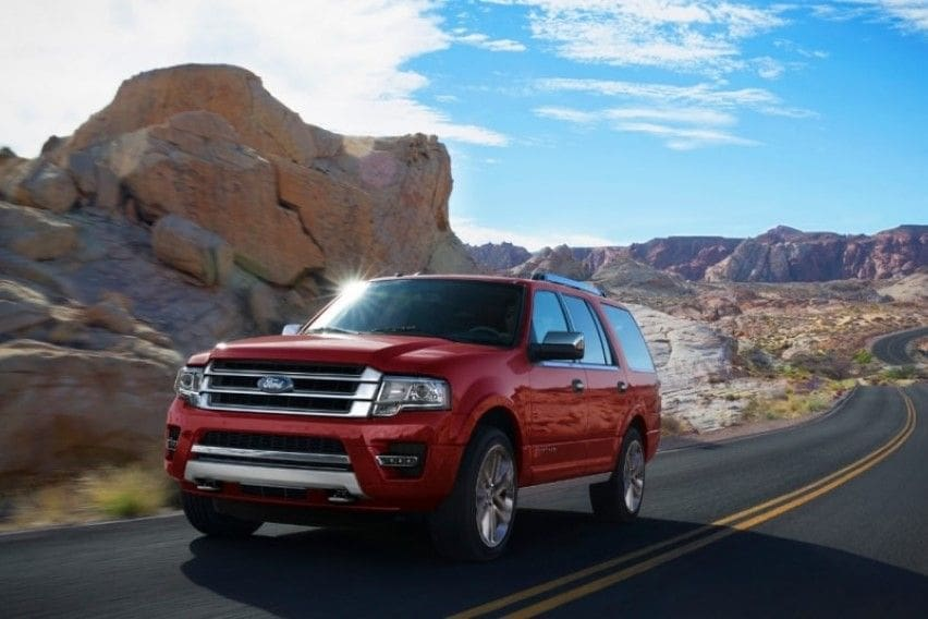Ford Expedition vs. the competition: Your other local full-size SUV options