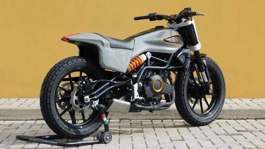Harley Davidson XR338