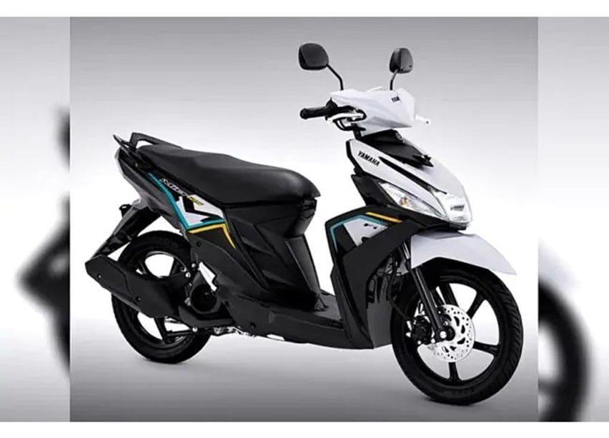Yamaha Mio M3 Dapat Warna Baru Bernuansa Metalik
