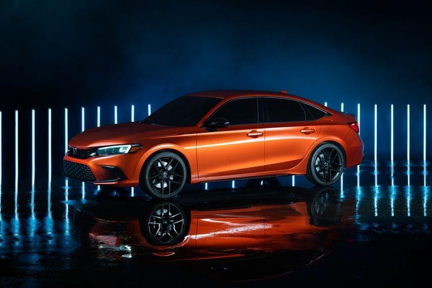 Prototipe Honda Civic Generasi Baru Resmi Diungkap