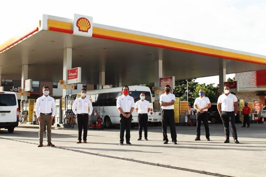TVS Shell partnership