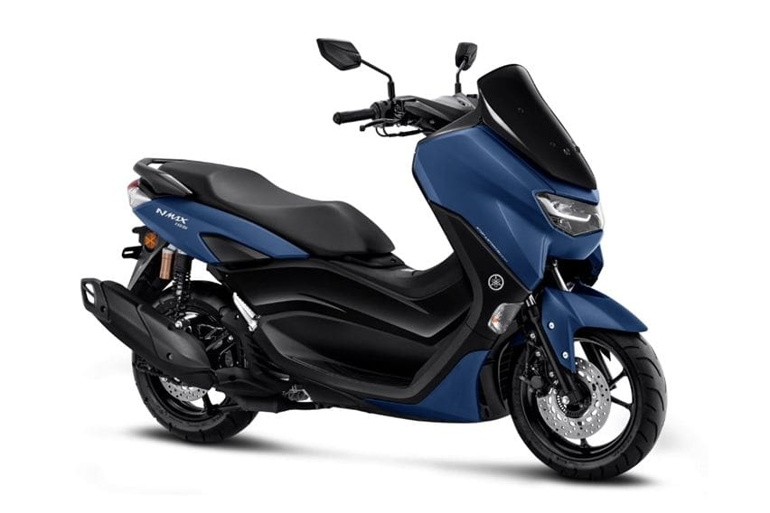 Yamaha NMax Connected