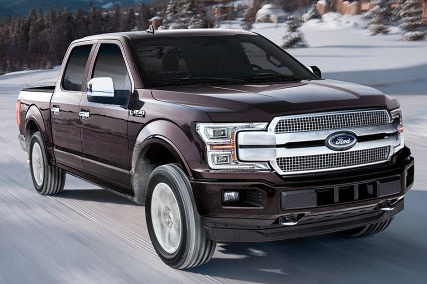2020 Ford F-150: The 2 variants in detail