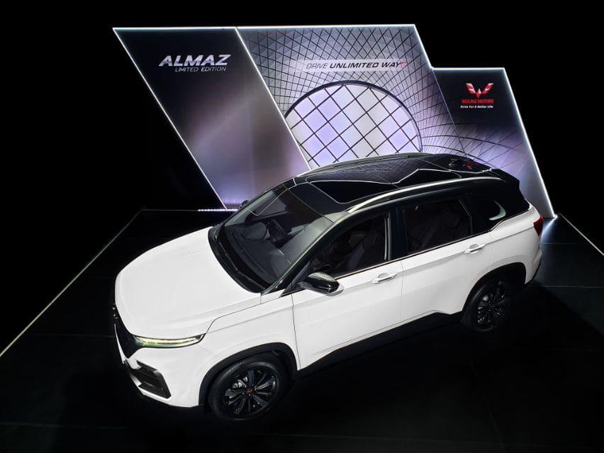Wuling Almaz Limited
