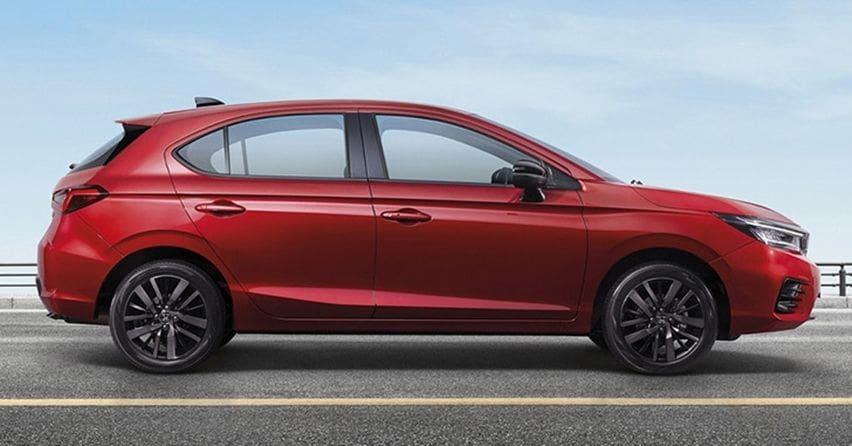 2021 Honda City Hatchback