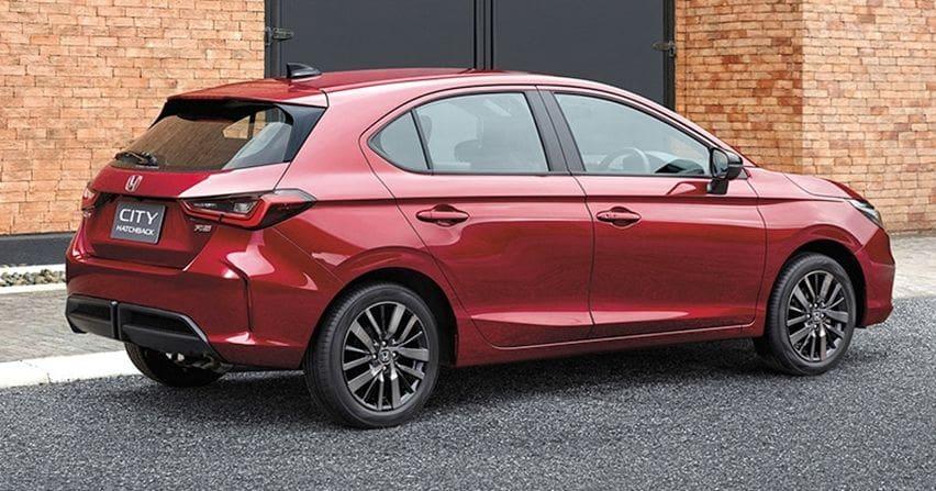 Kemungkinan Menggantikan Honda Jazz, Ini Prediksi Spesifikasi City Hatchback