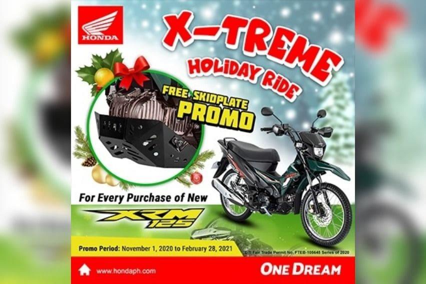 Honda XTreme promo