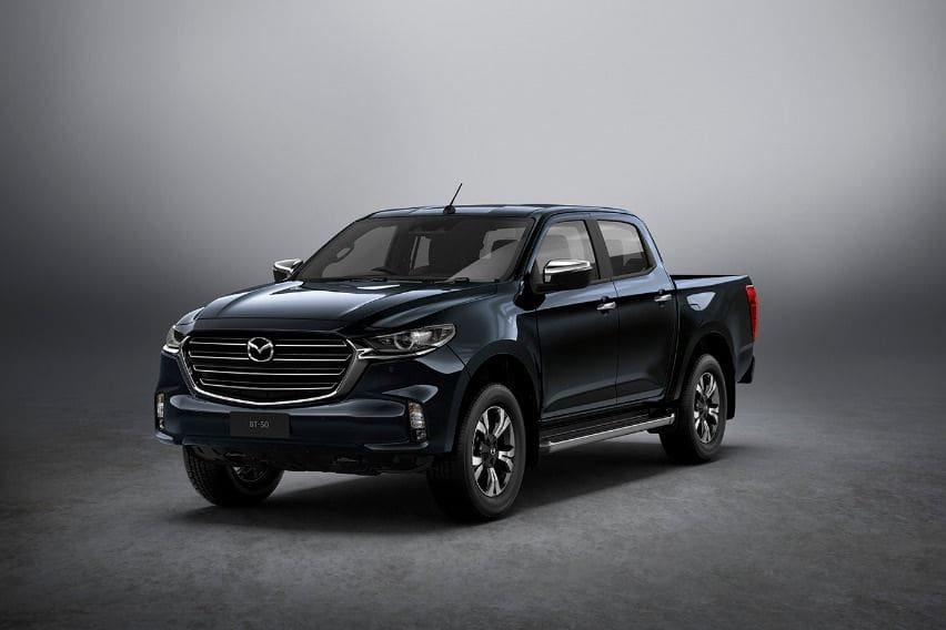 All-new Mazda BT-50 to be introduced next year