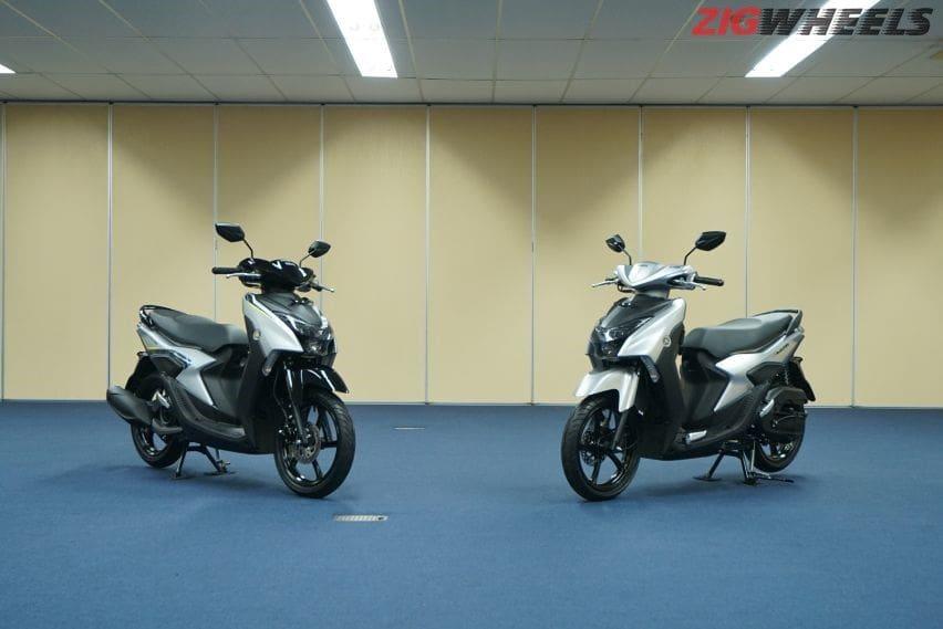 Detail Lengkap Dua Varian Yamaha Gear 125, Mana yang Direkomendasikan?