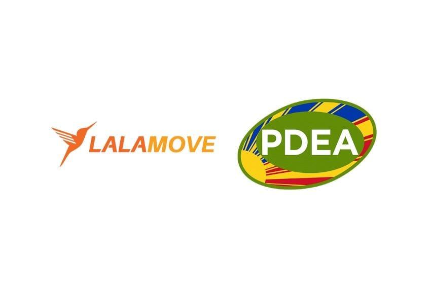 lalamove and PDEA