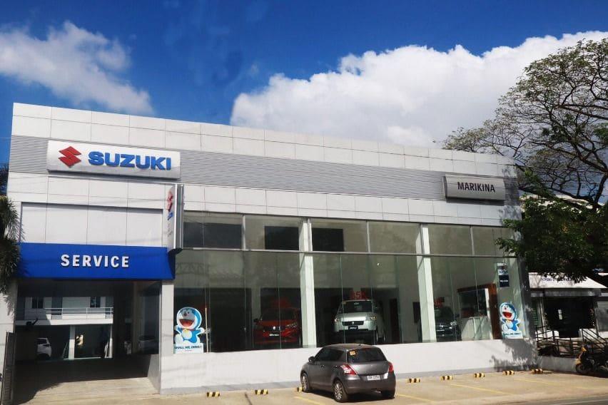 Suzuki PH holds premier virtual opening for Marikina showroom