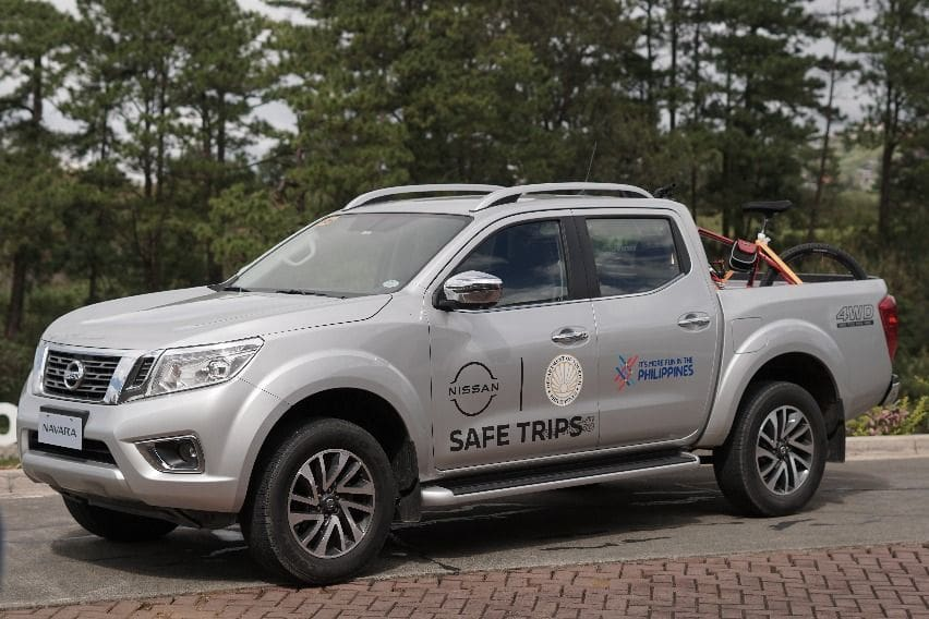 Nissan PH kicks off Safe Trips campaign to rediscover Baguio