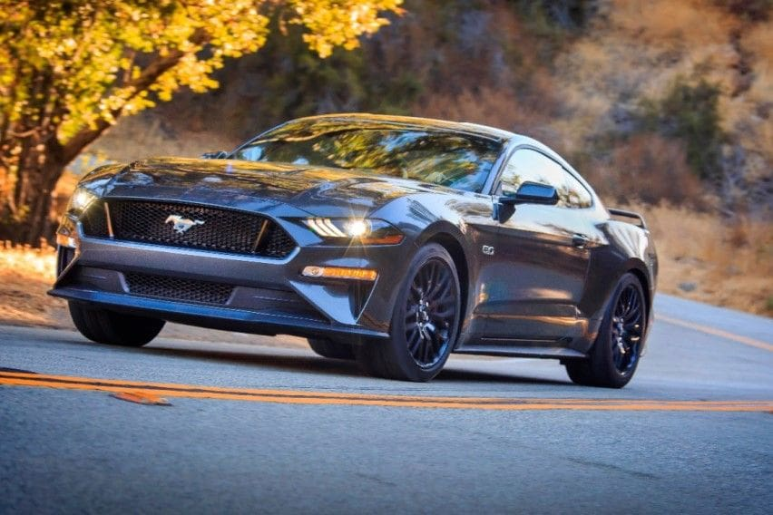 Old against new: 2015 vs. 2019/20 Ford Mustang