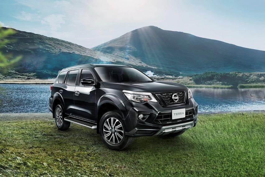 Nissan Terra 2020