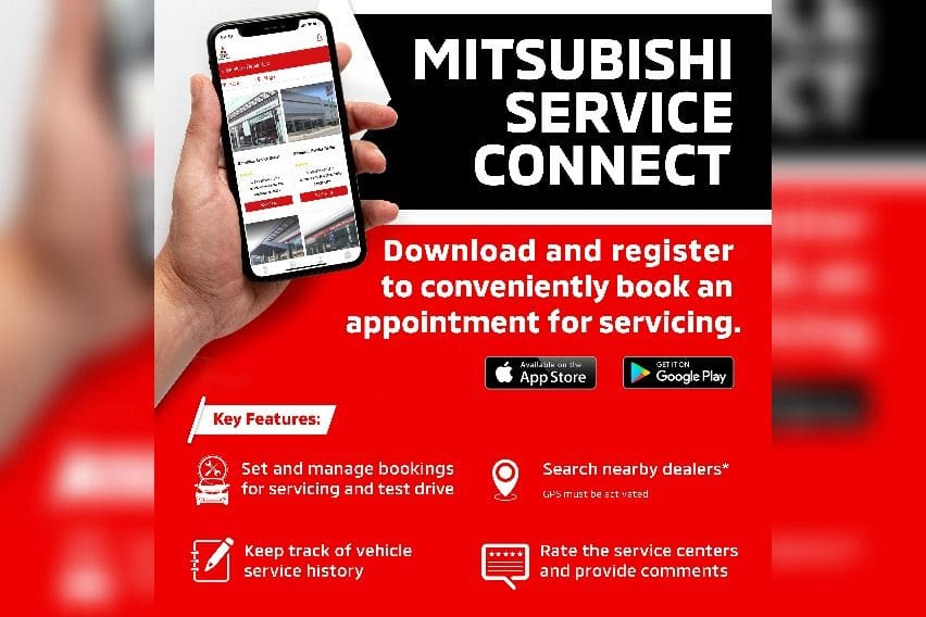Mitsubishi PH launches mobile phone app to boost customer service experience