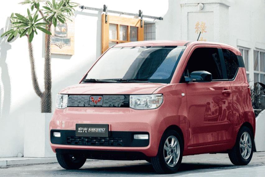 Wuling Hongguang Mini Ev Mobil Listrik Rp 60 Jutaan Yang Laku Keras