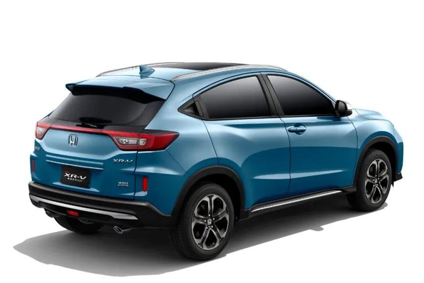 Dongfeng Honda Akan Rilis XR-V Model 2021 - Zigwheels ...
