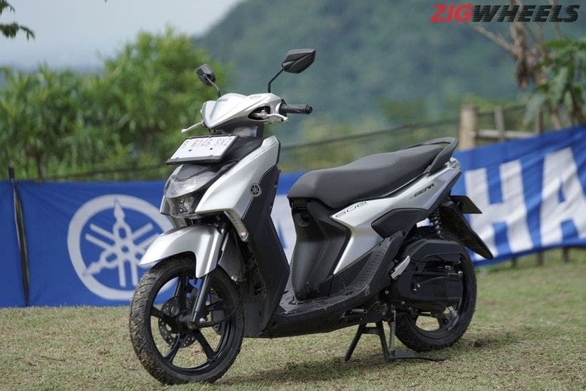 First Ride Yamaha Gear 125: Gengsi Sang Pabrikan di Kelas Entry Level