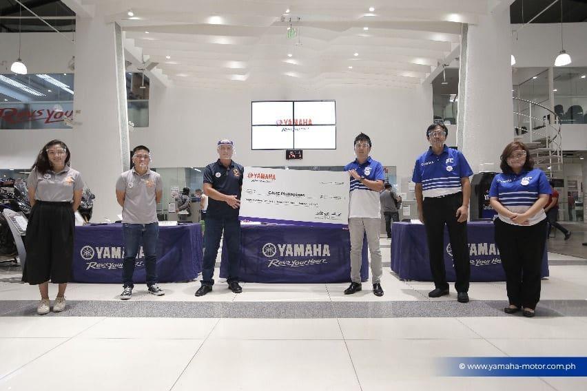 Yamaha PH Cares