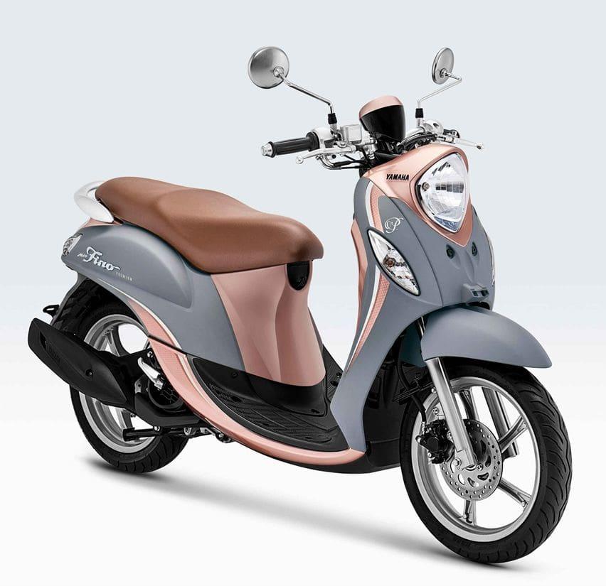 Merespons Evolusi Honda Scoopy, Yamaha Kemas Fino dalam Nuansa Baru