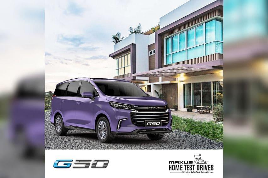 Maxus G50