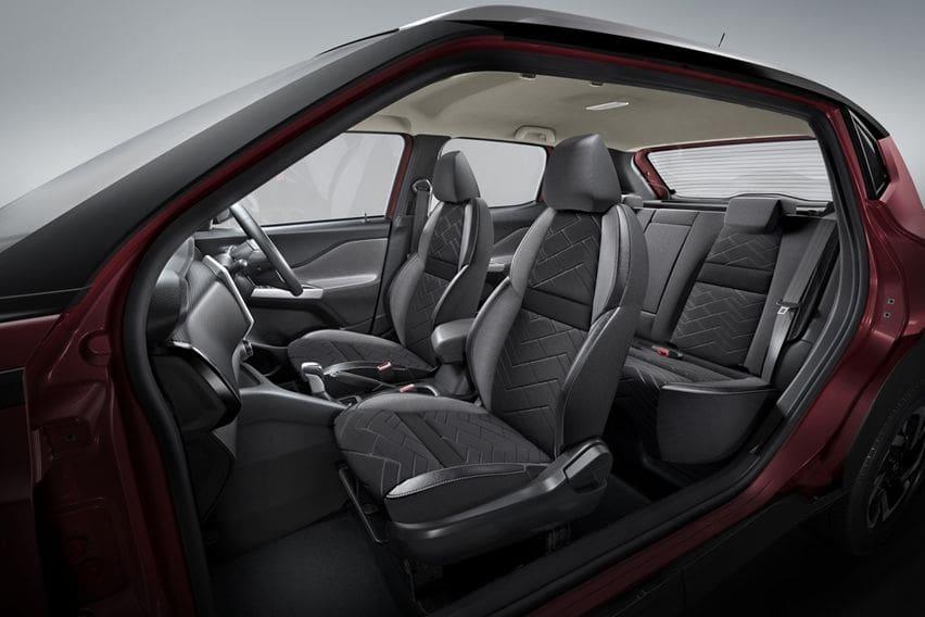 Nissan Magnite cabin