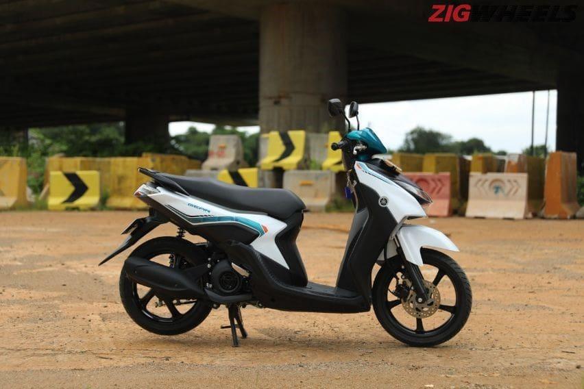 Review Yamaha Gear