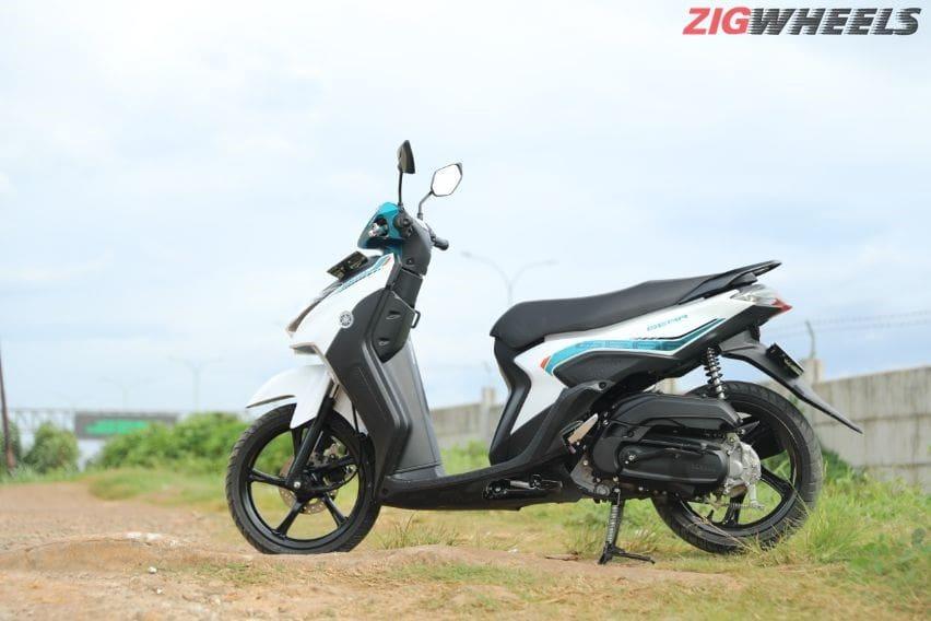 riding position yamaha gear