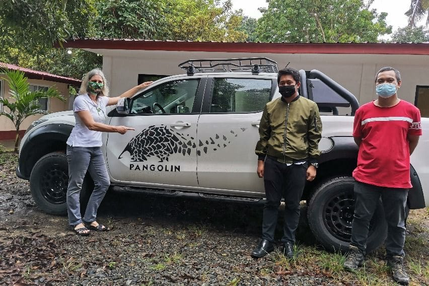Mazda BT-50 Pangolin edition