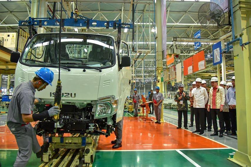 Kemenperin Incar Investasi Manufaktur Hingga Rp 323,56 Triliun