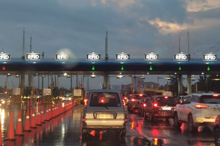 RFID tollways