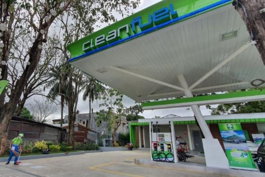 Cleanfuel mabalacat