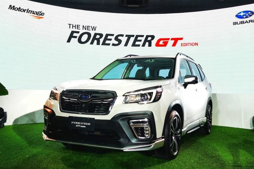 Forester GT