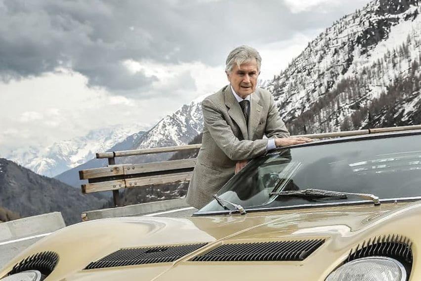 8 Mobil Superseksi Karya Desainer Italia Marcello Gandini